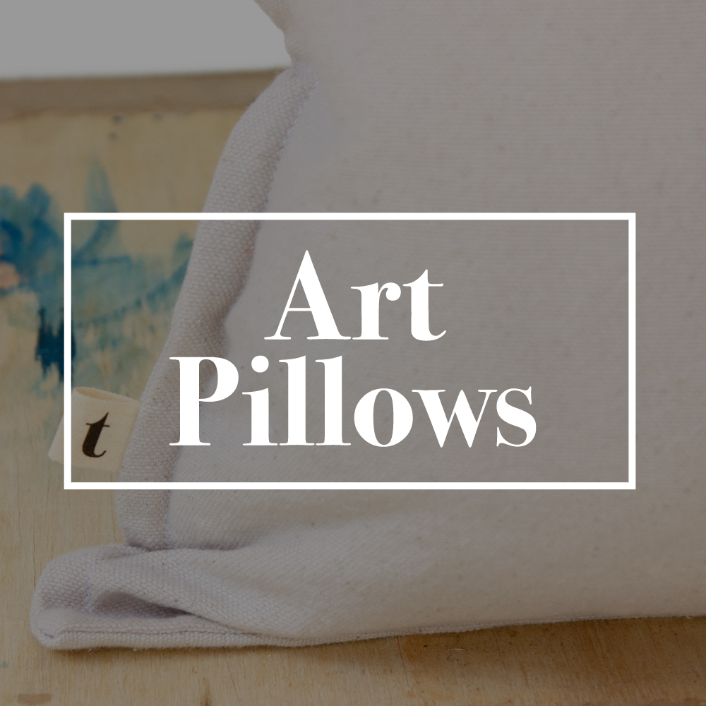 Art Pillows