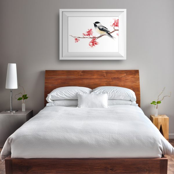 Chickadee-Bedroom