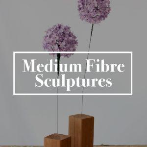 Medium Fibre Sculptures